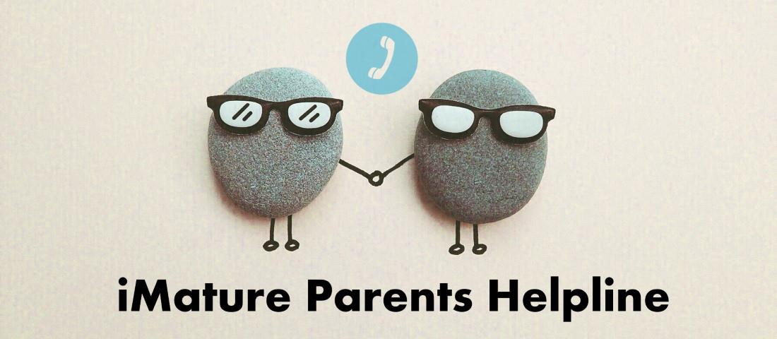 iMature Parents Helpline