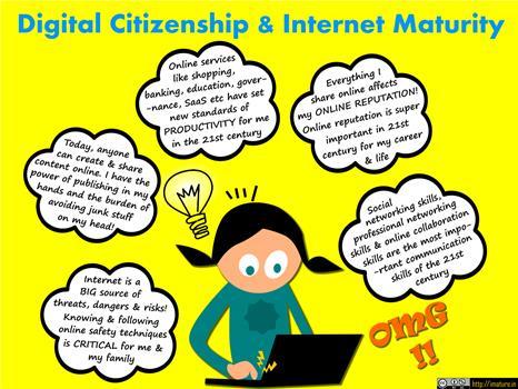 iMature in - Digital Citizenship & Internet Maturity Courses