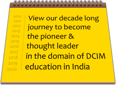 View our decade long journey to become the pioneer and thought leader