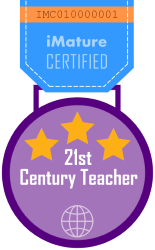 Certified 21st Century Teacher