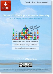 Digital Citizenship & Internet Maturity Curriculum for Schools (PDF)