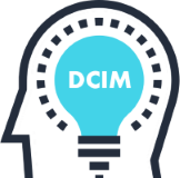 DCIM shown as a bulb in the head. Its a mindset.